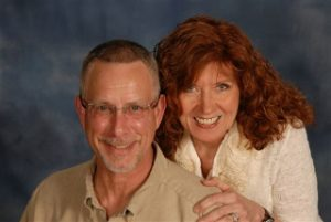 Greg Holton and Kathleen Kendall Holton